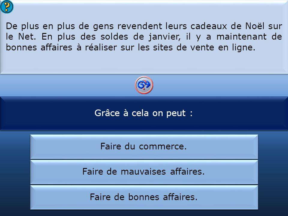 Les politiciens français ont inauguré cette année la présentation de leurs vœux sur Internet. Cela ravira sans doute les passionnés du web. Les politi