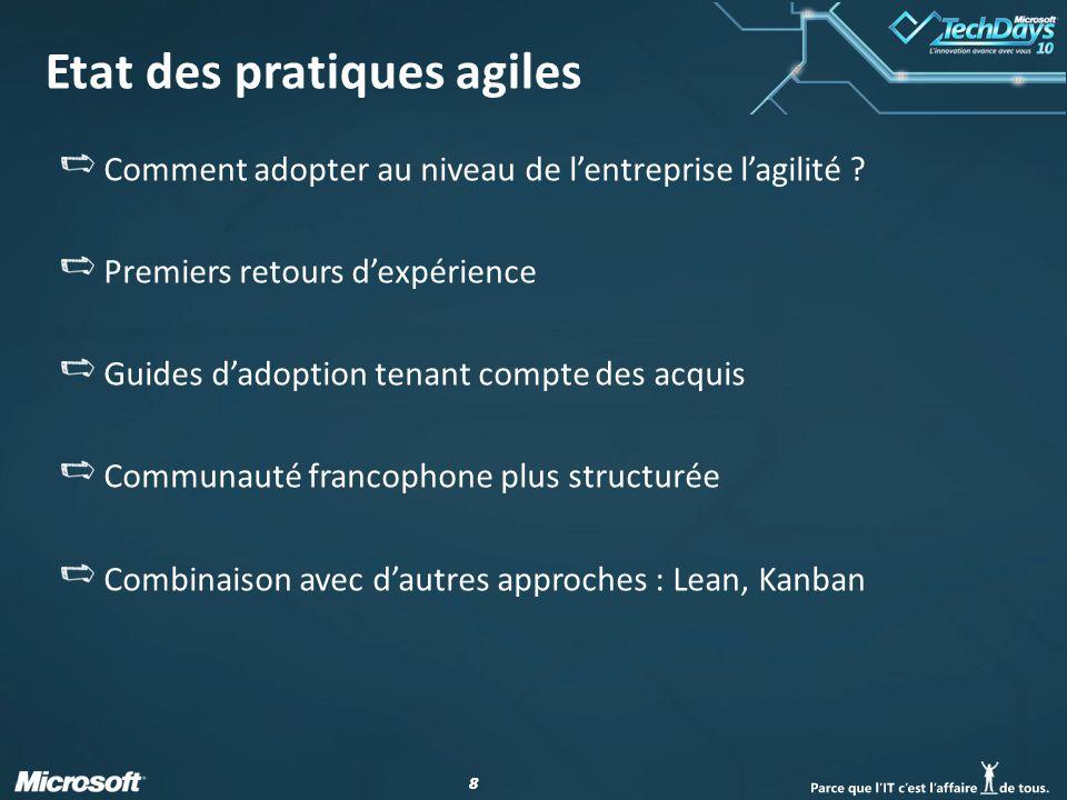 29 Ressources AgileAlliance.org AgileManifesto.org AgileJournal.com Agile-France.org FrenchSUG.org Scrum.org ScrumAlliance.org