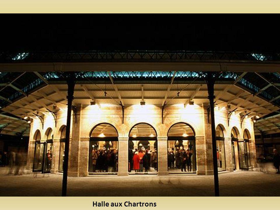 Halle aux Chartrons