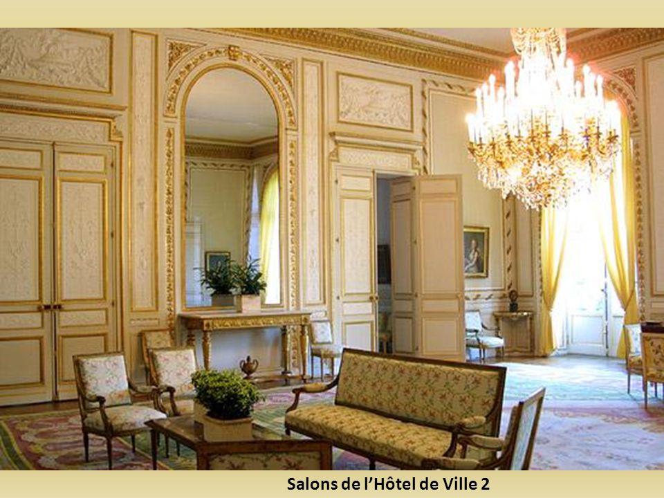 Salons de lHôtel de Ville 2