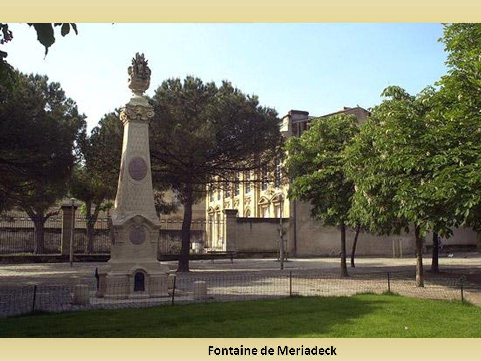 Fontaine de Meriadeck