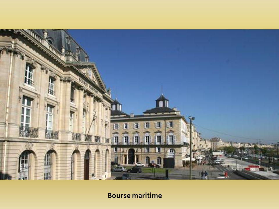 Bourse maritime