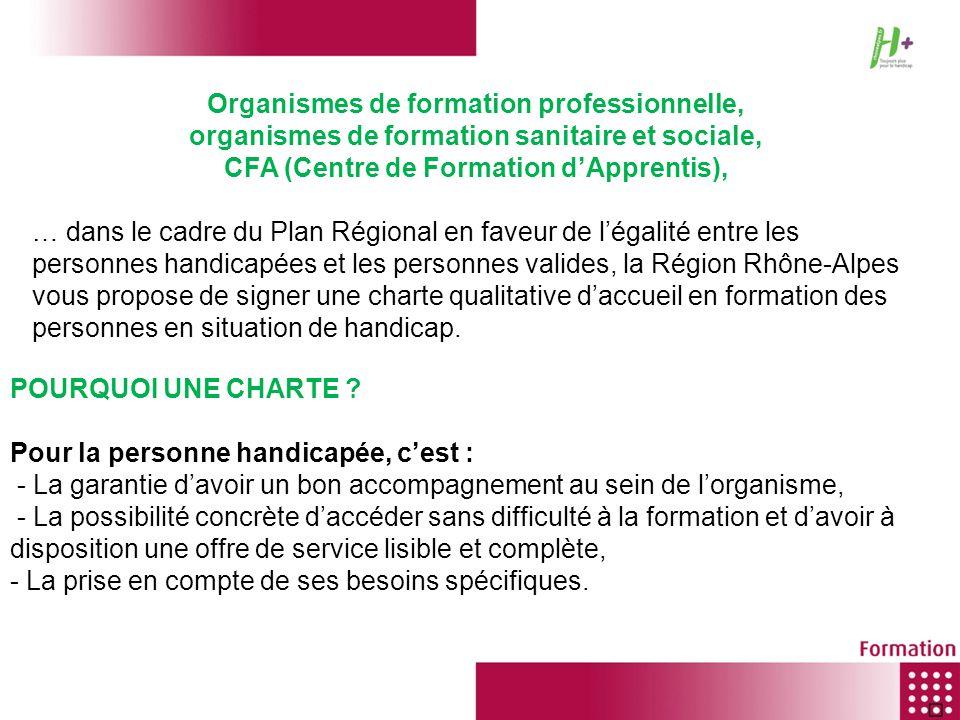 Organismes de formation professionnelle, organismes de formation sanitaire et sociale, CFA (Centre de Formation dApprentis), … dans le cadre du Plan R