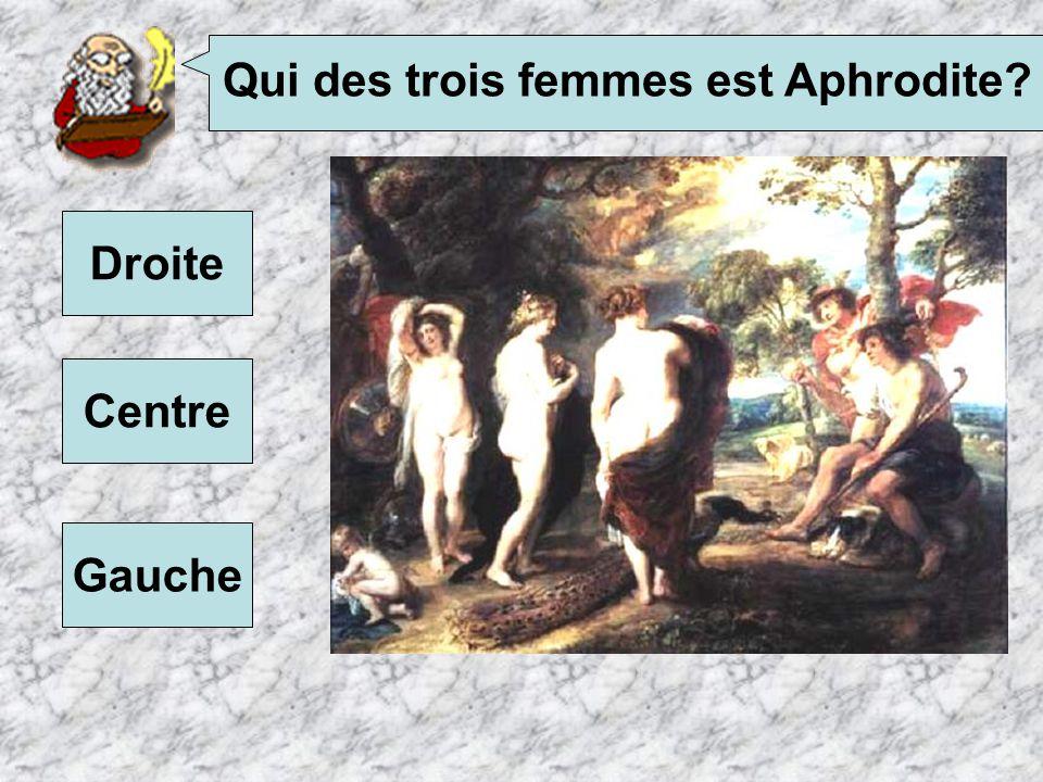 1 Voici six figures datant de la Grèce antique.Identifiez Arès.