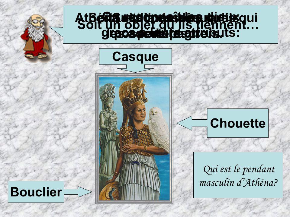 Mais comment reconnaître les dieux grecs?