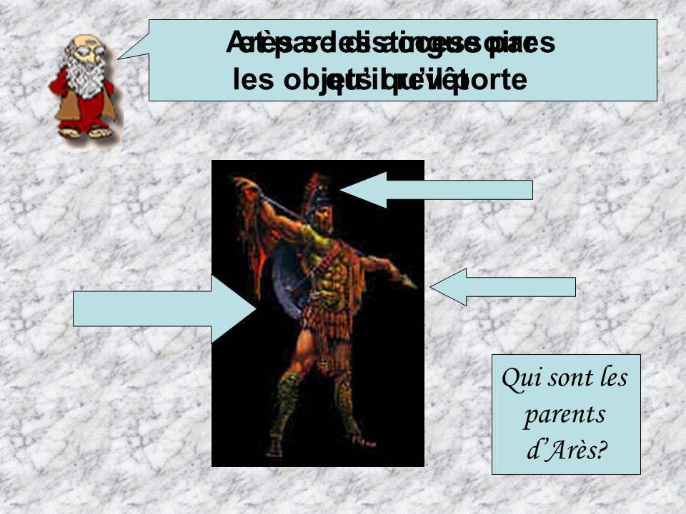 Bouclier Casque Chouette Qui est le pendant masculin dAthéna.