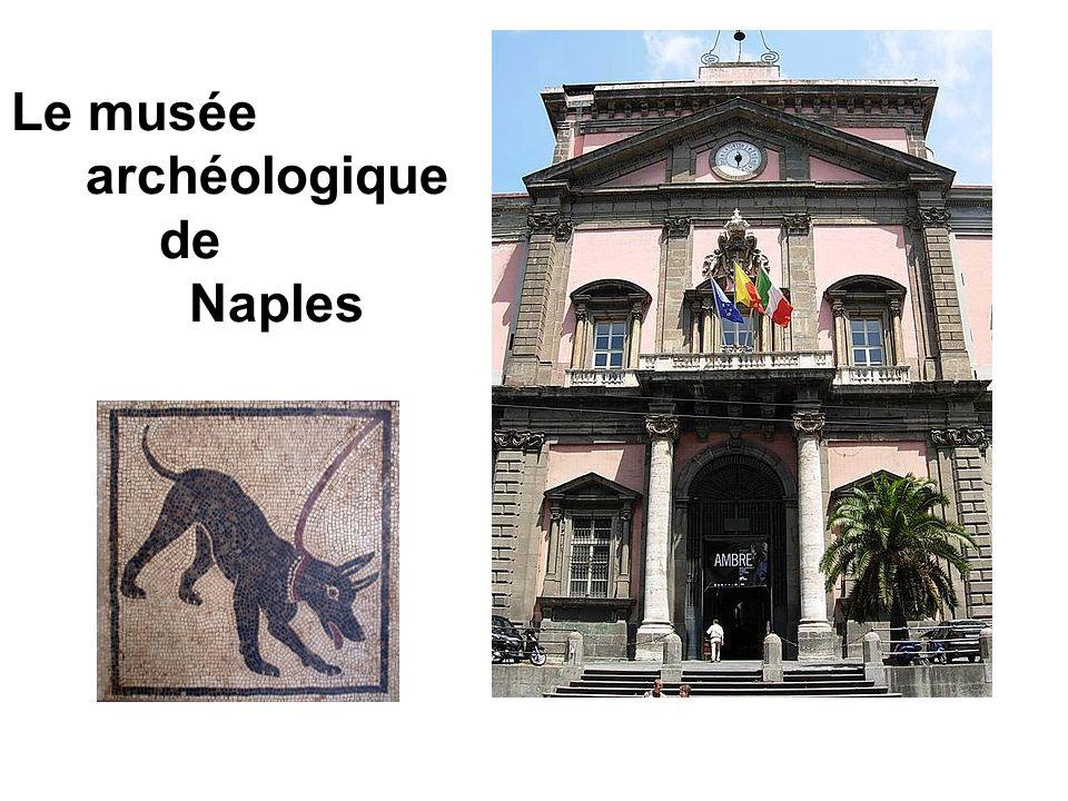 Le musée archéologique de Naples