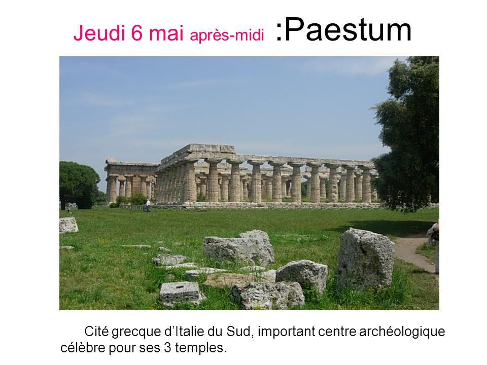 Le temple de Neptune