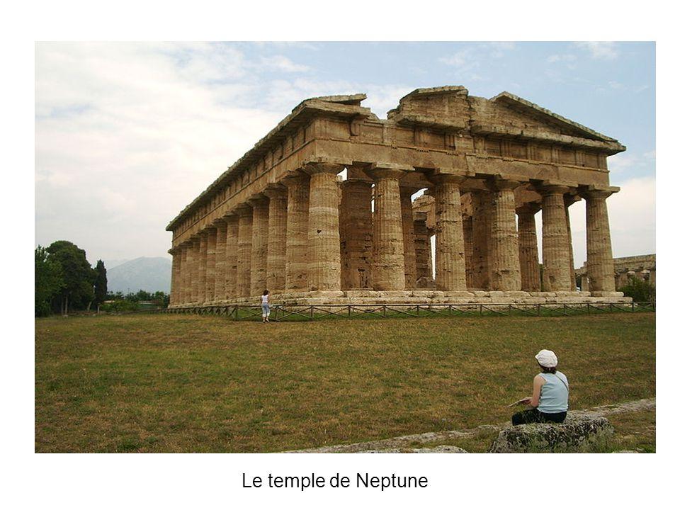 Le temple de Céres