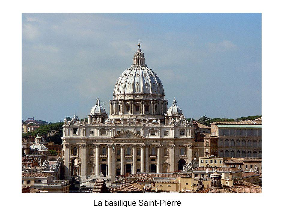 La basilique Saint-Pierre