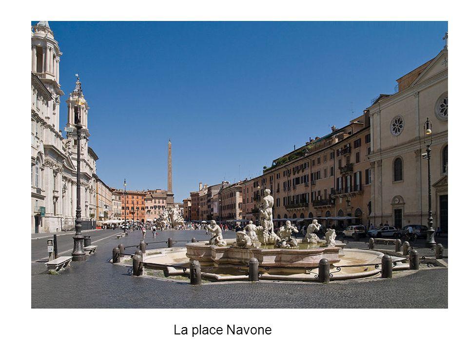 La fontaine de Trevi: Marcello, Marcello,…