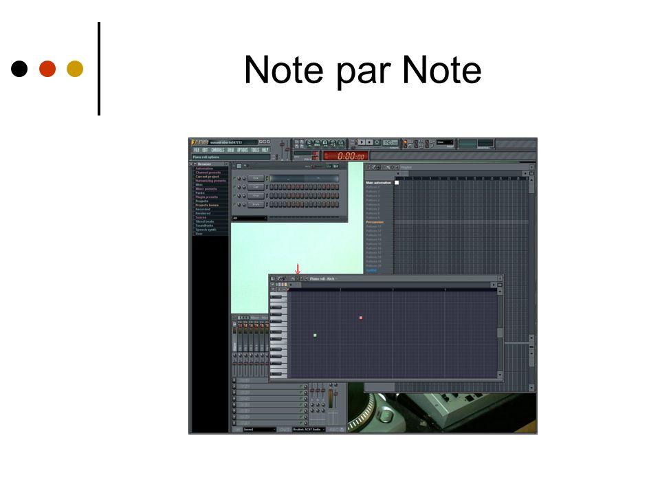 Note par Note