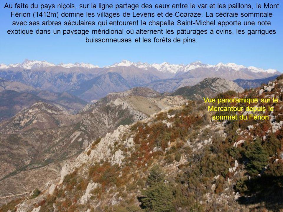 LE MERCANTOUR Le parc du MERCANTOUR est situé a l'extrême sud-est de la France dans le département des Alpes-Maritimes. Il est limité au nord par la f
