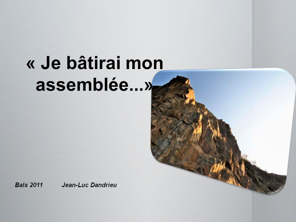 Bals 2011 Jean-Luc Dandrieu