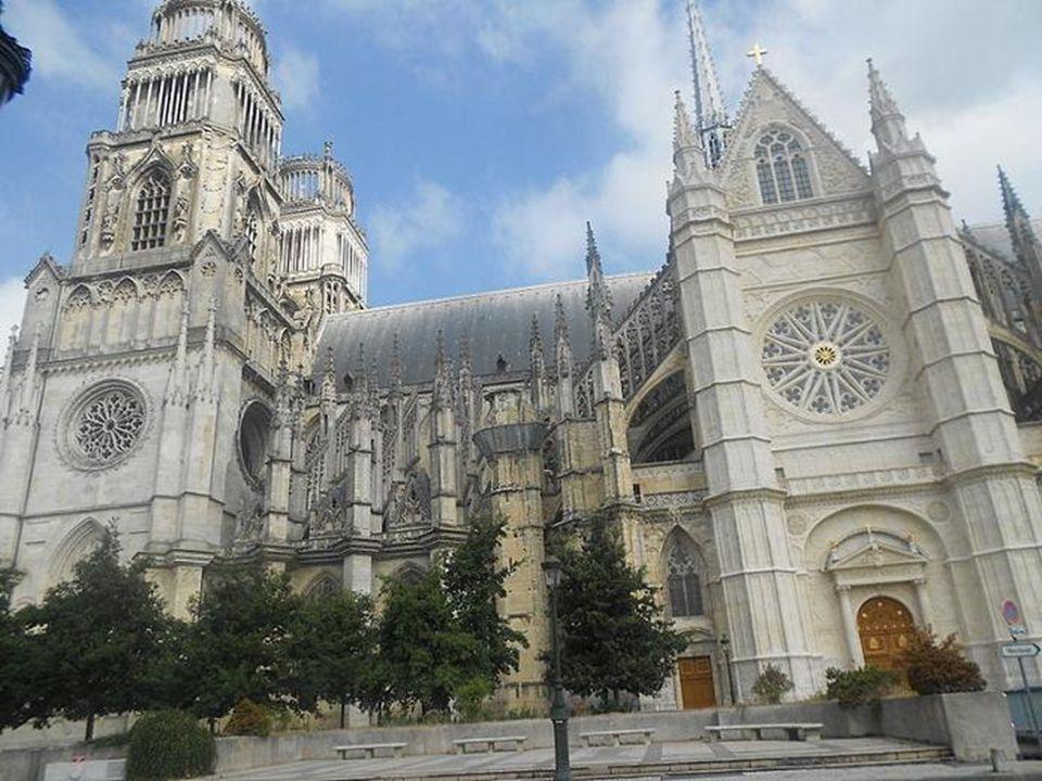 L ancienne église Saint - Euverte