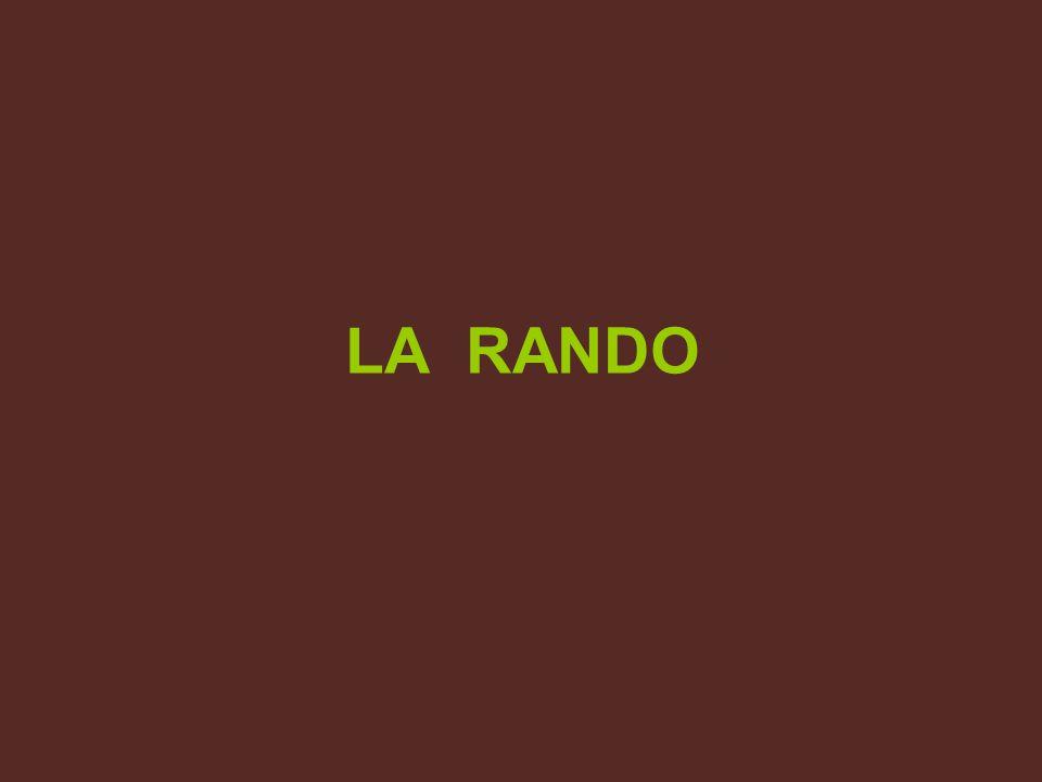 LA RANDO