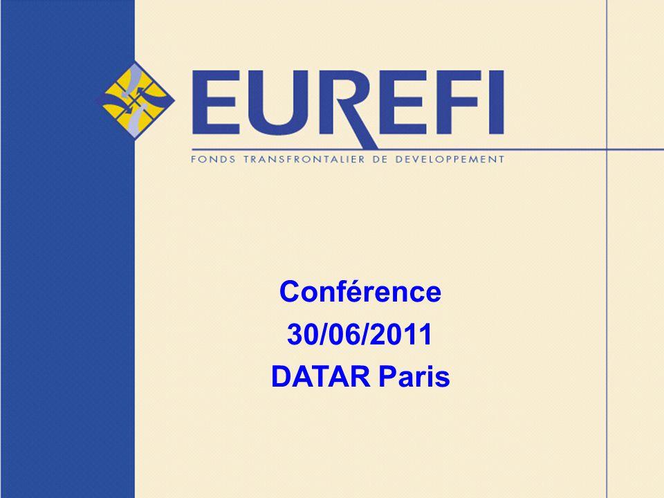 Conférence 30/06/2011 DATAR Paris