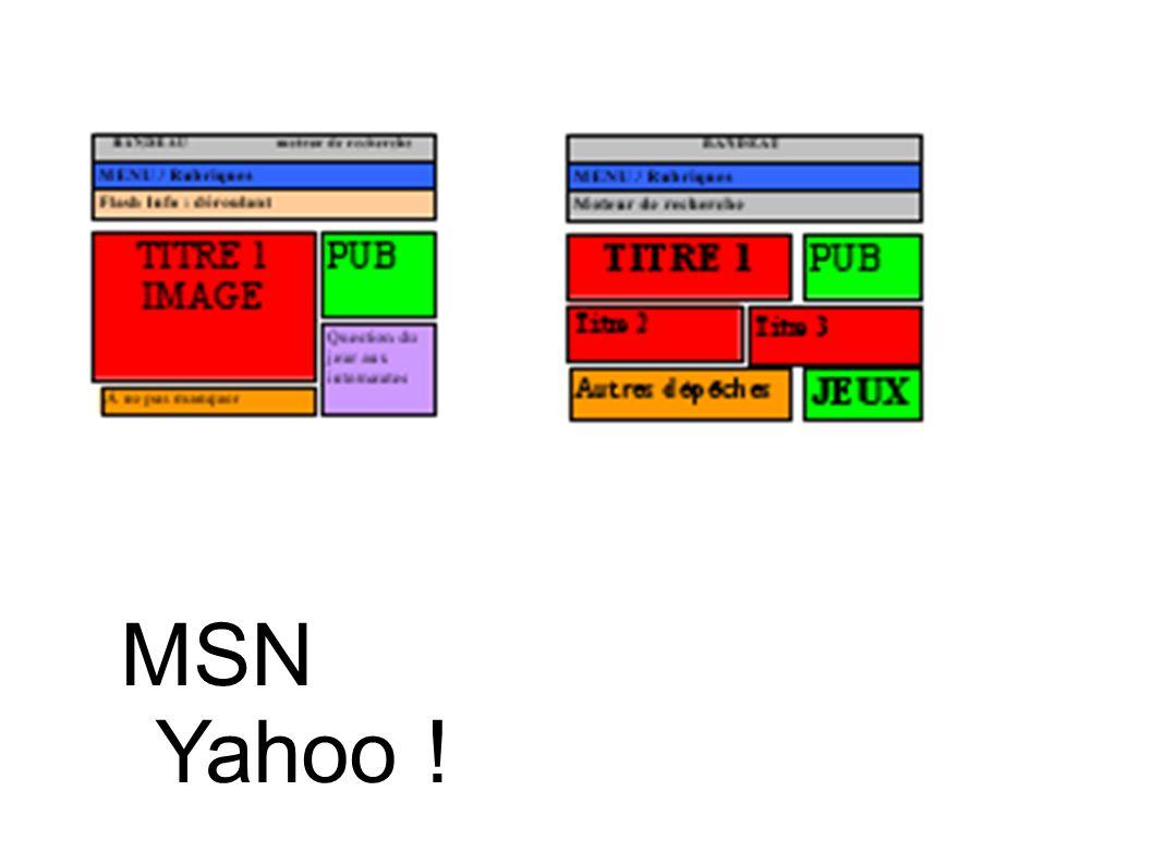 MSN Yahoo !