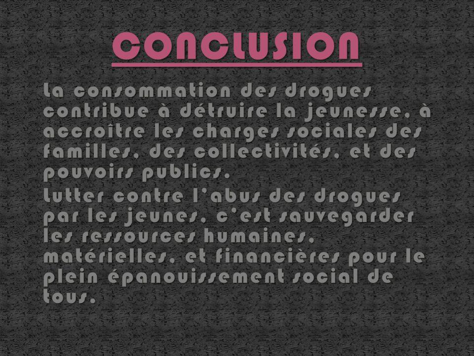 La cohésion de la communauté dépend de la santé physique, morale, sociale, mentale et économique de chacun de ses membres. Ainsi lEtat doit : - veille