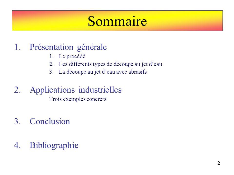 3 1.Présentation générale 1.