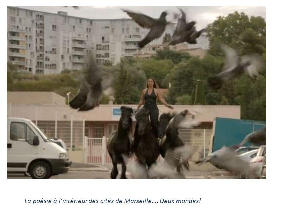 La cavale, le centaure en pleine ville, dans un galop irrésistible, vers quoi.