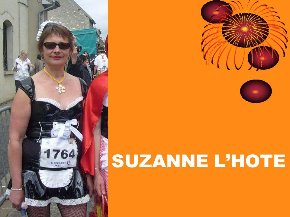 SUZANNE LHOTE