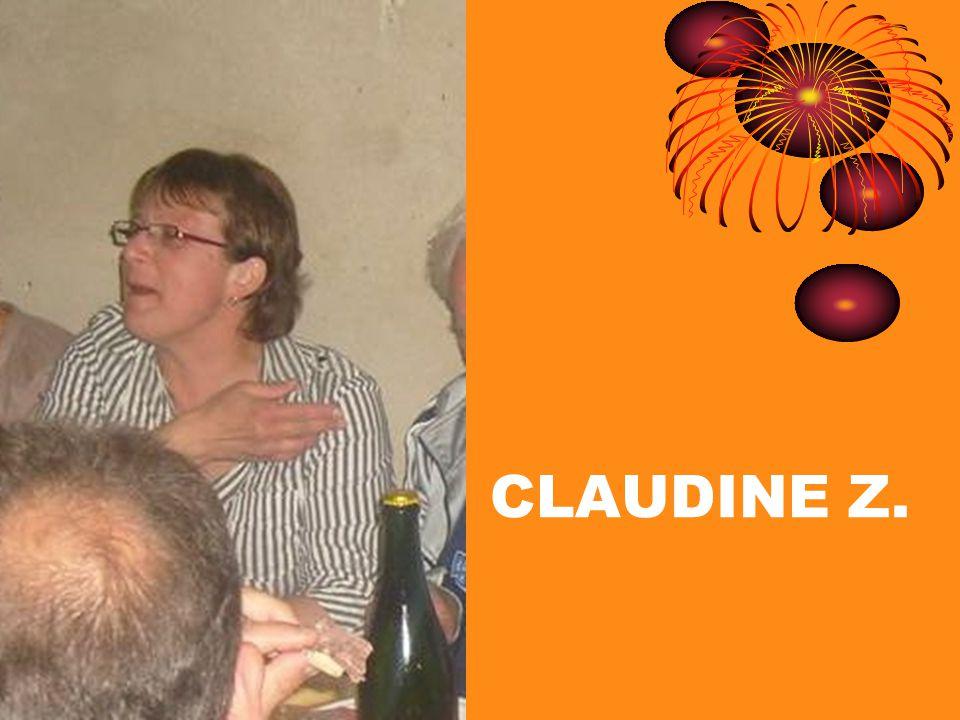 CLAUDINE Z.
