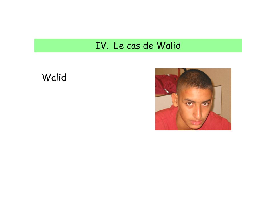 Analyse critique III.Le cas de Wail