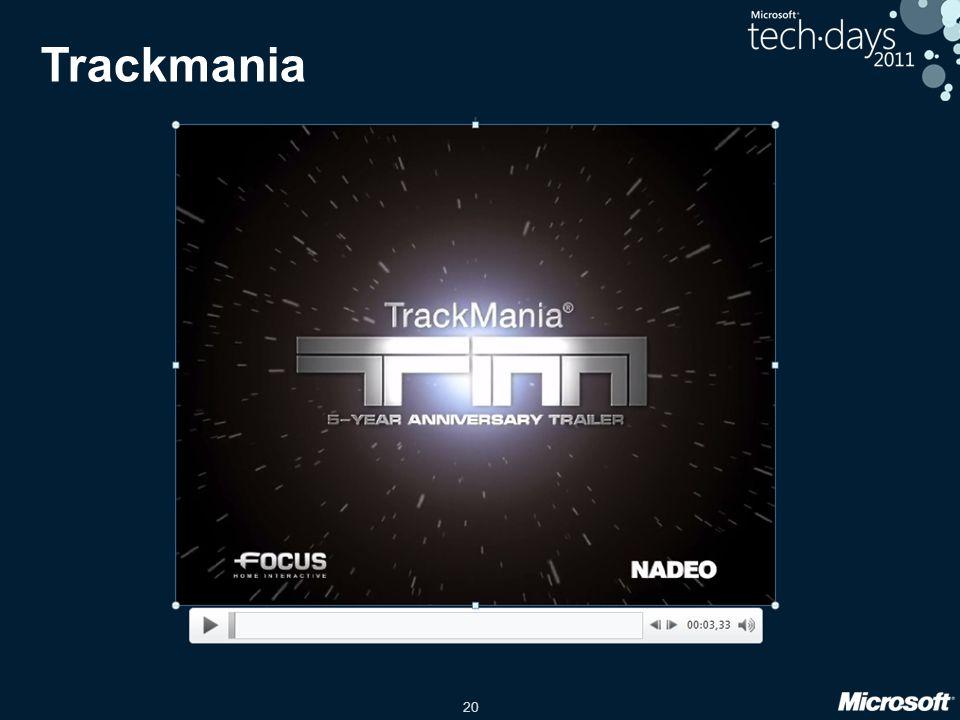 20 Trackmania