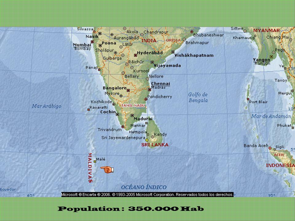 Population : 350.000 Hab