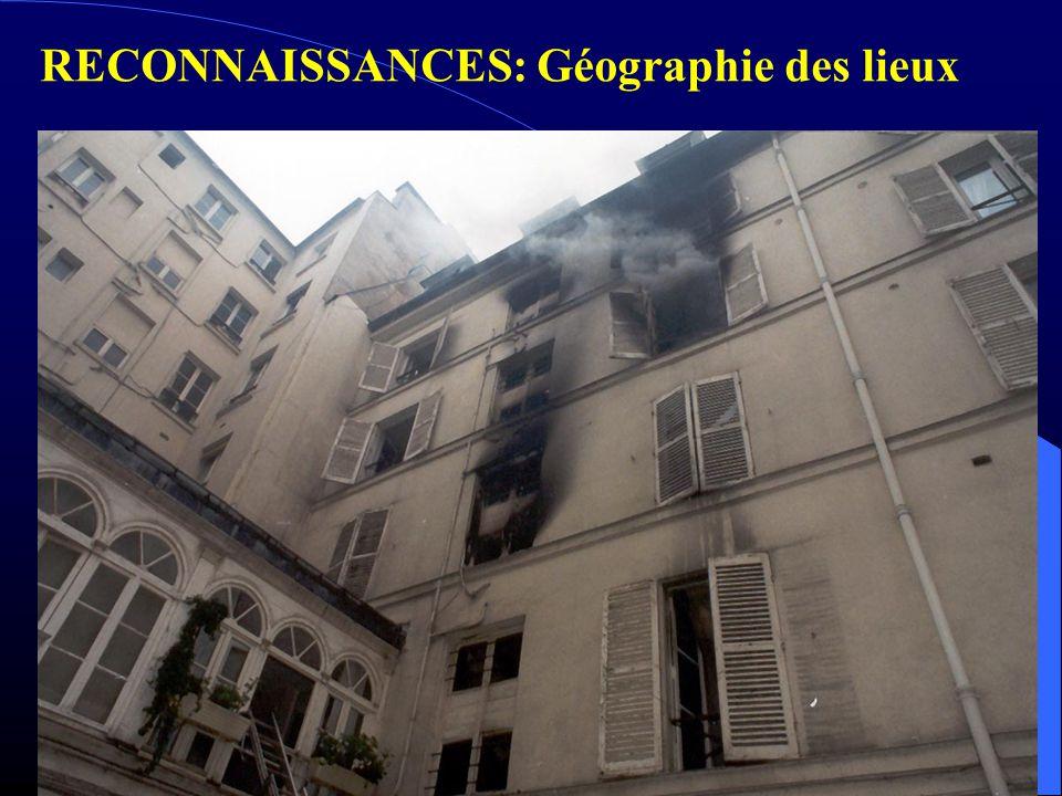 RECONNAISSANCES: Géographie des lieux