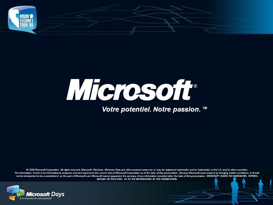 37 © 2008 Microsoft Corporation.All rights reserved.
