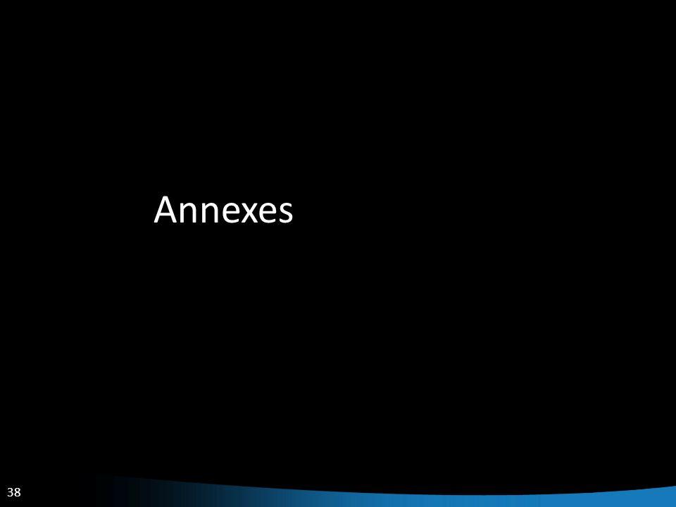 38 Annexes