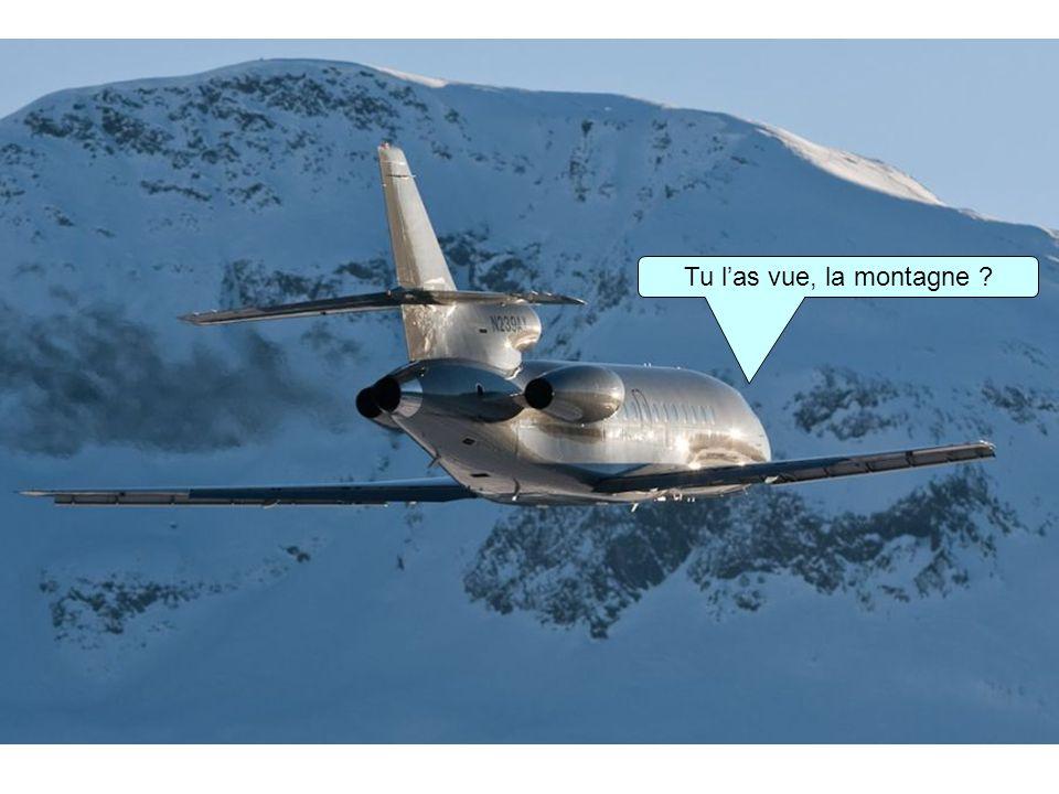 Cest pour le pilote !