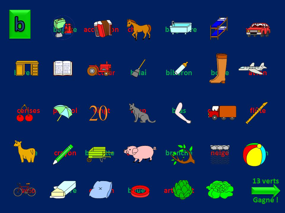 Jentends b + images Fusion syllabique b + voyelles et recherche dimages Fusion syllabique voyelle + b + voyelle On peut revoir la syllabe en cliquant
