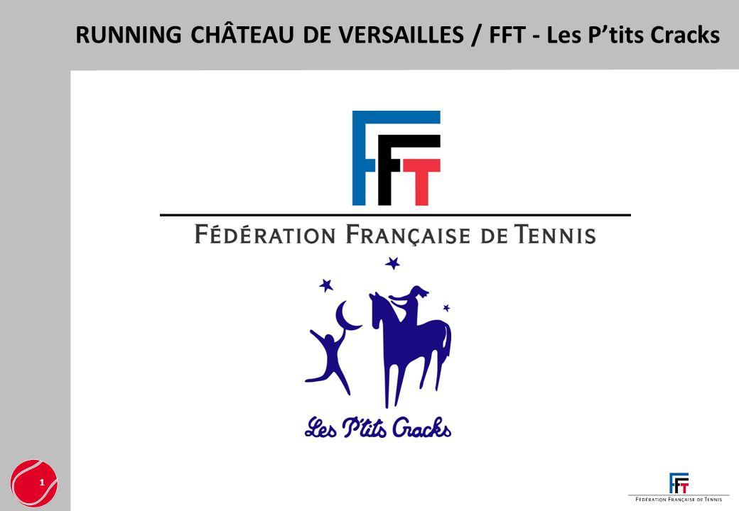 RUNNING CHÂTEAU DE VERSAILLES / FFT - Les Ptits Cracks 1