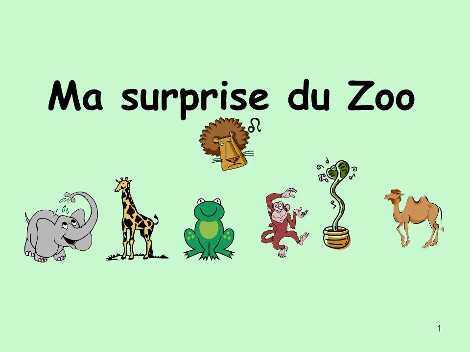 1 Ma surprise du Zoo