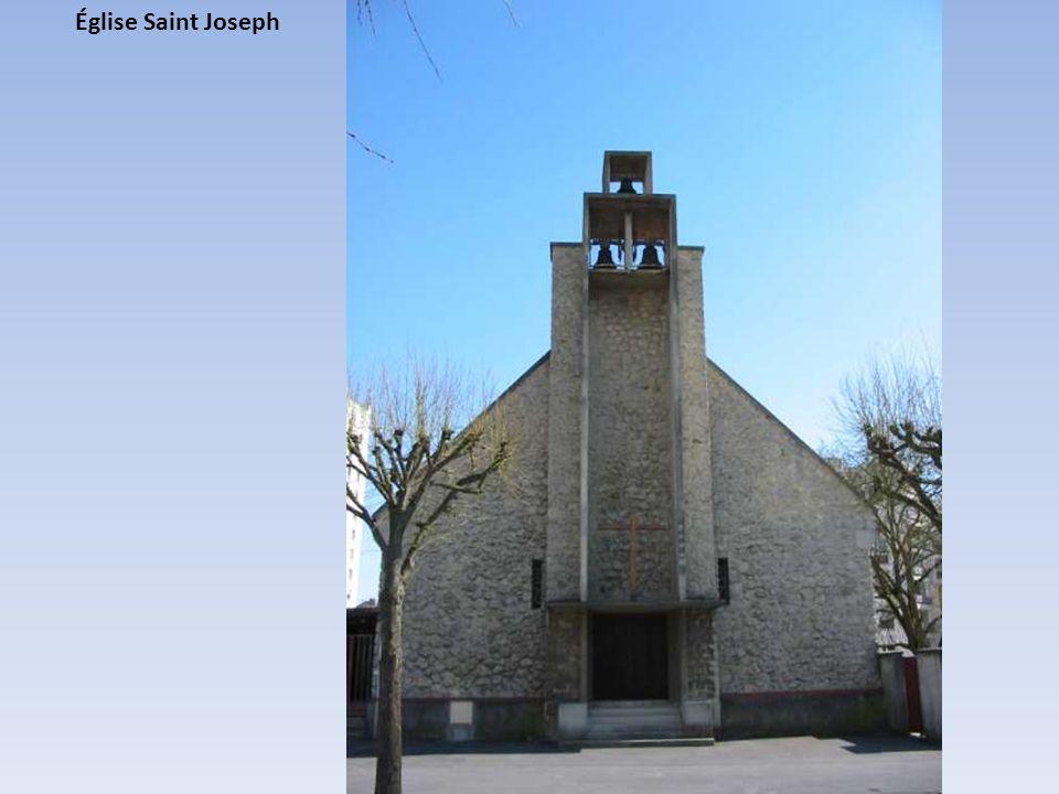 Église Saint Rigobert à St Brice-Courcelles