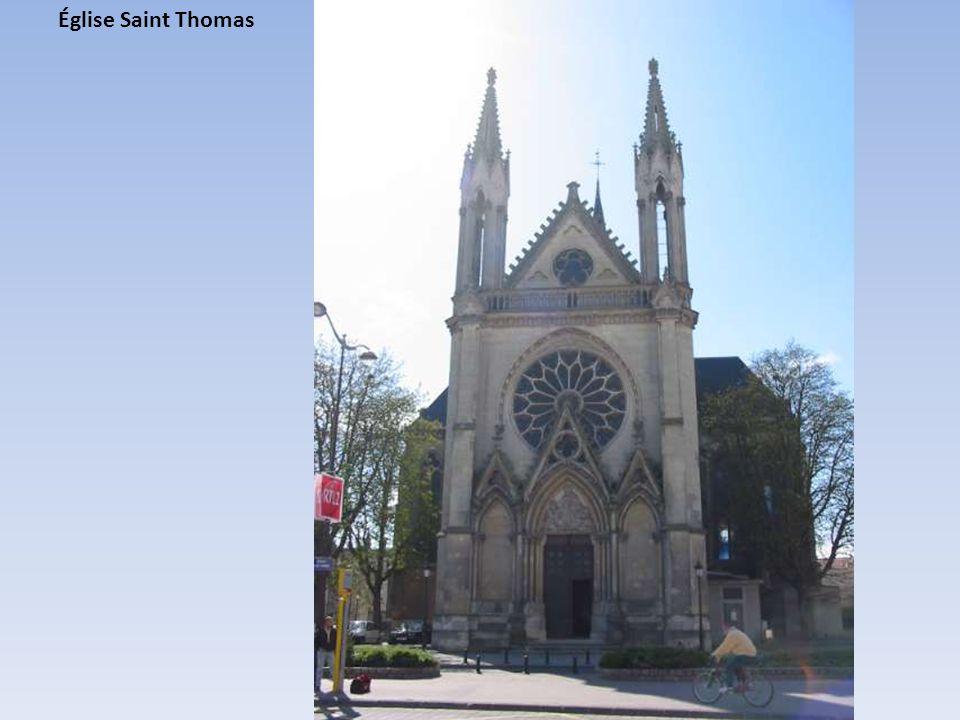Église Saint Paul