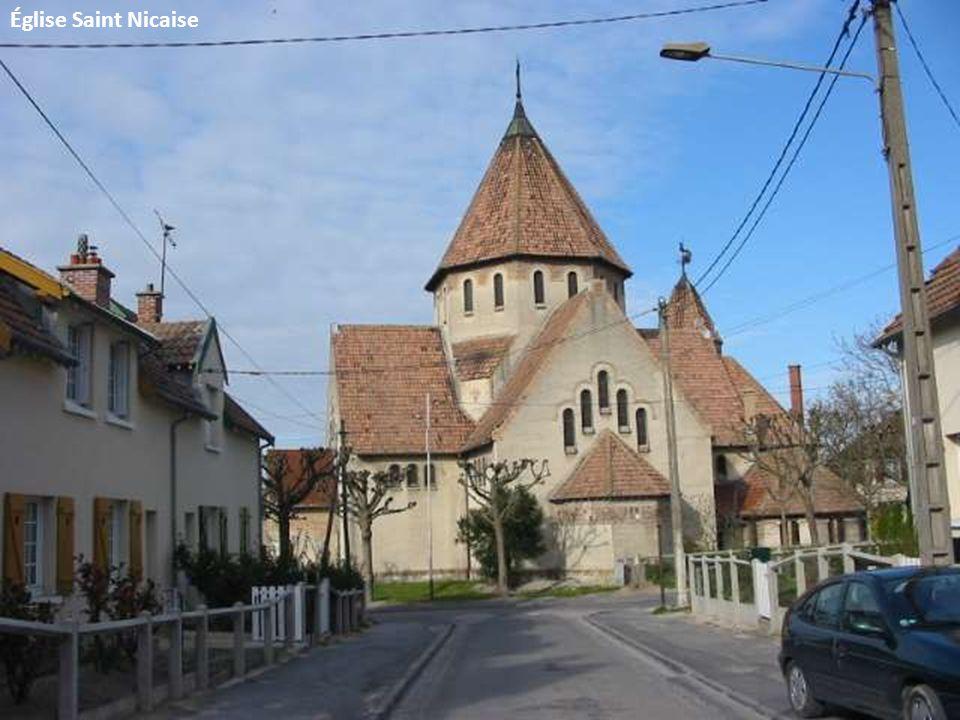 Église Saint Maurice
