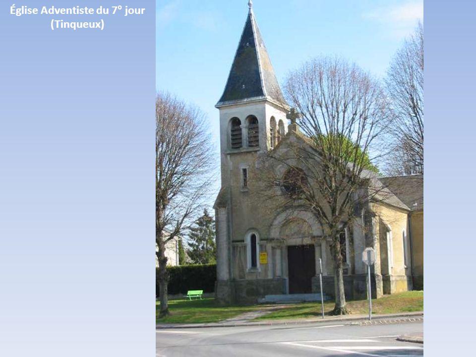 Église Sainte Bernadette ( Tinqueux)