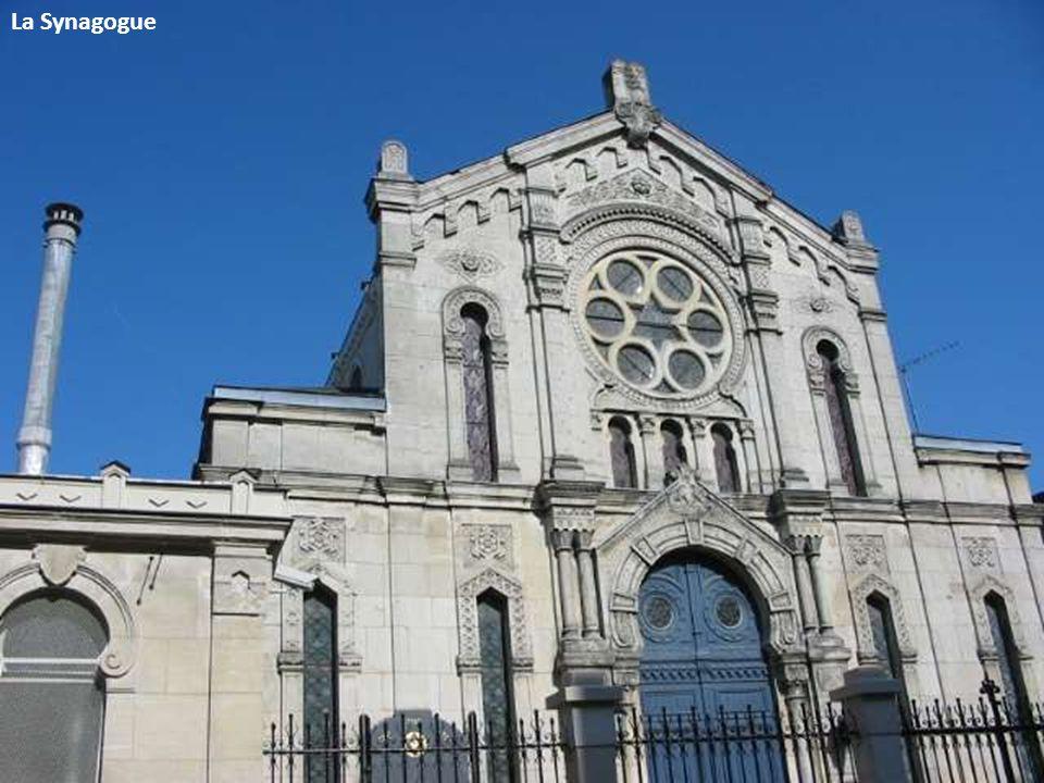 Église Adventiste du 7° jour (Tinqueux)
