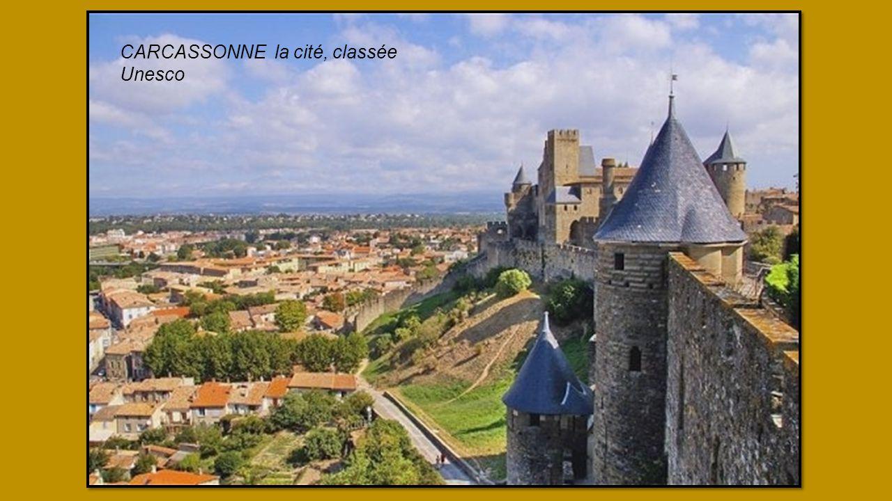 Citadelle de BESANCON œuvre de Vauban. Classé Unesco