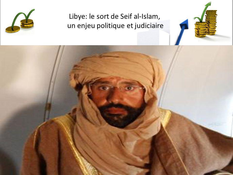 Libye: le sort de Seif al-Islam, un enjeu politique et judiciaire