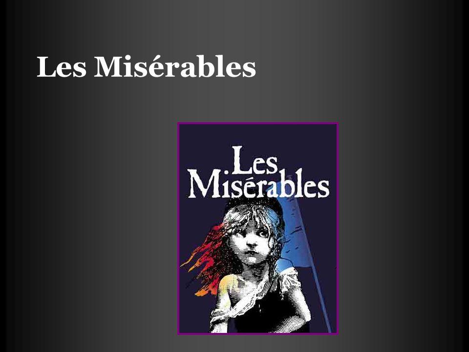 ChapitrePersonnagesIntrigueThèmesCadre 5 Valjean Cosette Javert -Valjean apport Cosette à Paris et ils louent une chambre dans la masure Gorbeau.
