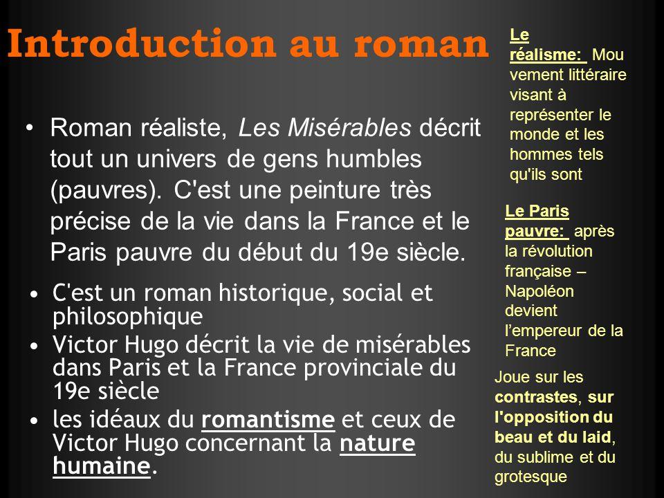 Victor Hugo (p.4-5) 1.F (1802) 2.V 3.V 4.F (romantique) 5.V 6.V 7.F (1862) 8.V Chateaubriand: né le 4 september 1768 et mort à Paris le 4 juillet 1848, est un écrivain romantique et homme politique.