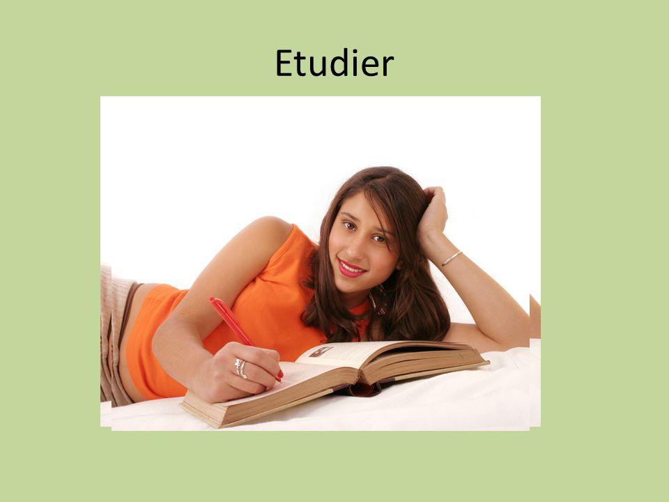 Etudier
