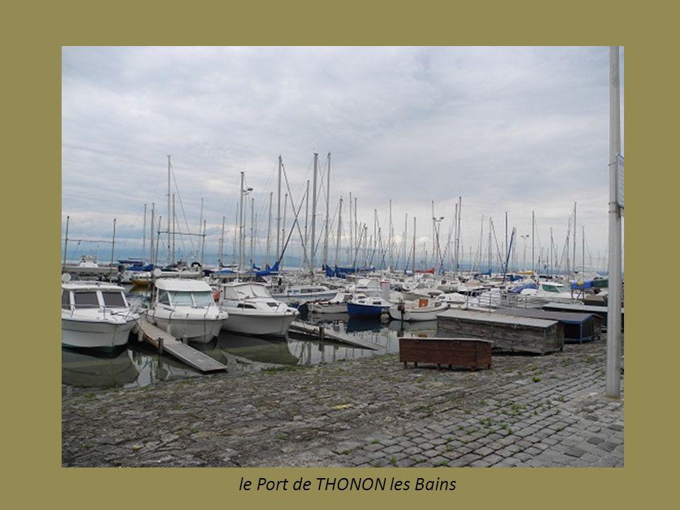 Reliant le centre ville au Port de Rives : le funiculaire (50m de dénivelé)