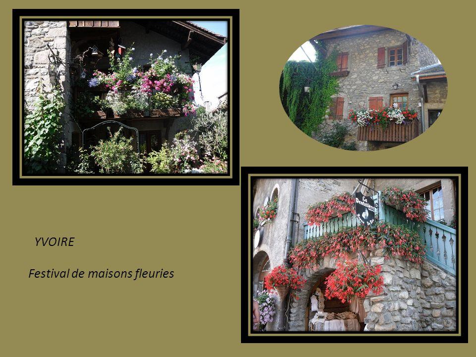 Festival de maisons fleuries