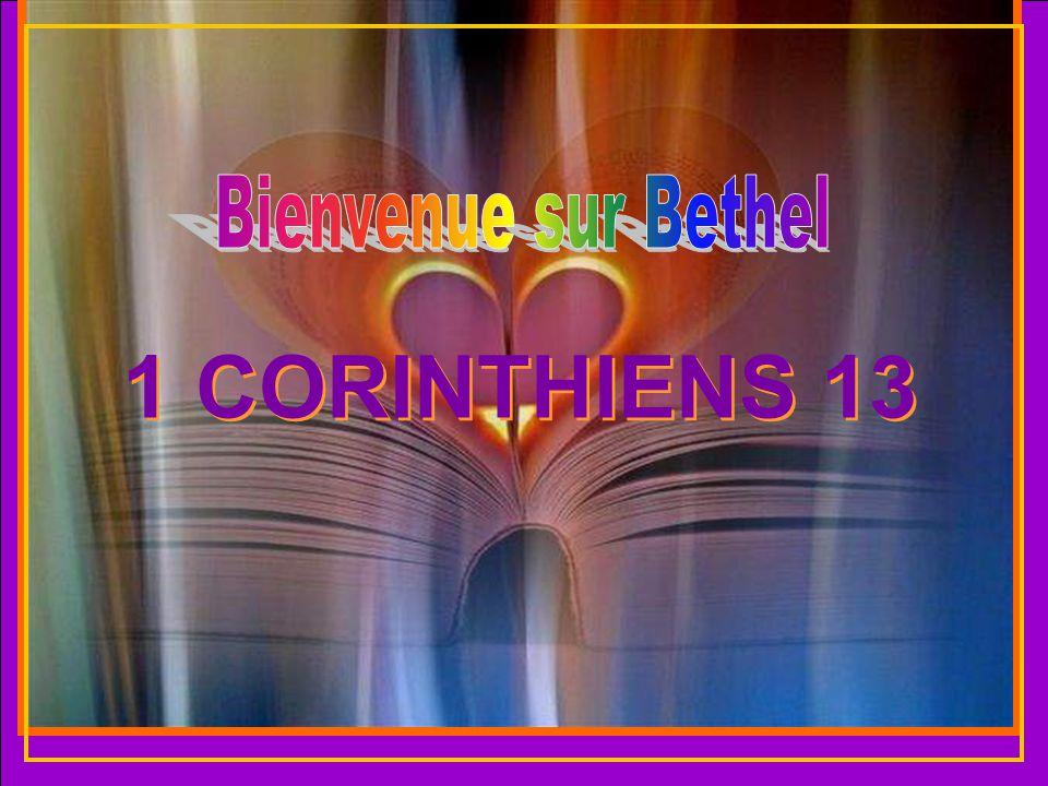 Si vous souhaitez vous référer au texte de l Apôtre Paul dont sinspire cette présentation, cliquez sur le lien à la fin du diaporama.